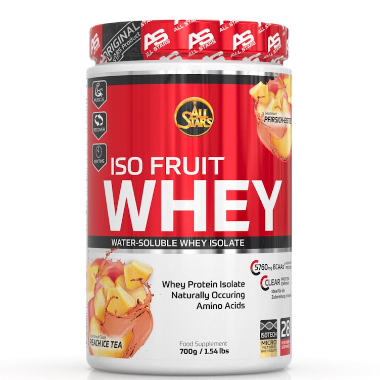 Iso Fruit Whey
