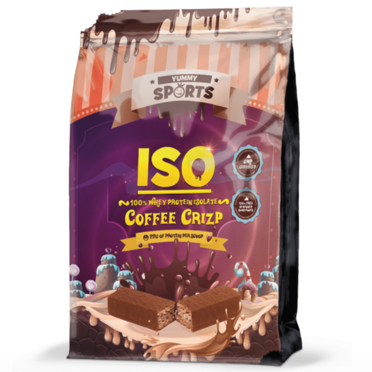 Iso Whey ZERO Coffee Crizp