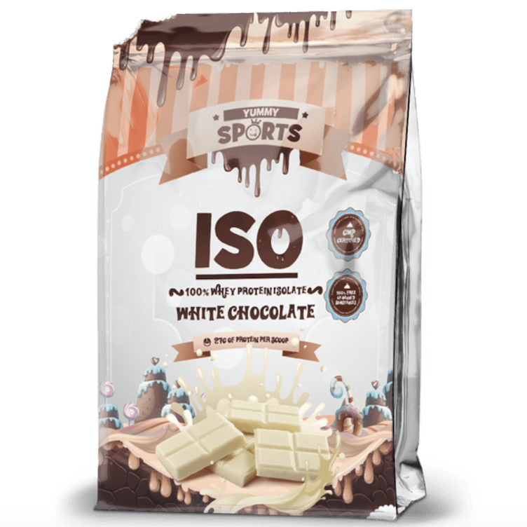 Iso Whey ZERO White Chocolate