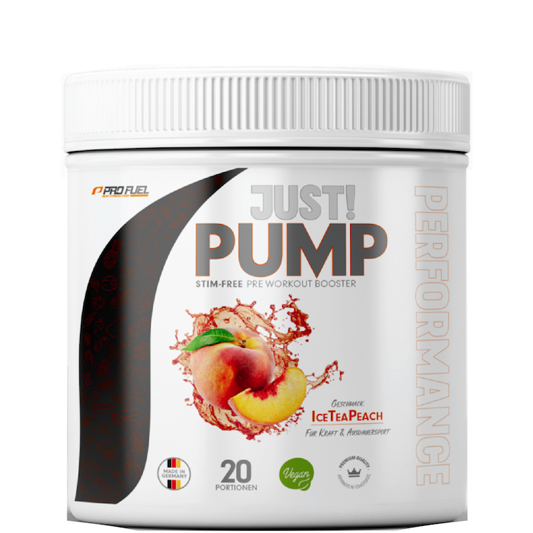 Just Pump Booster