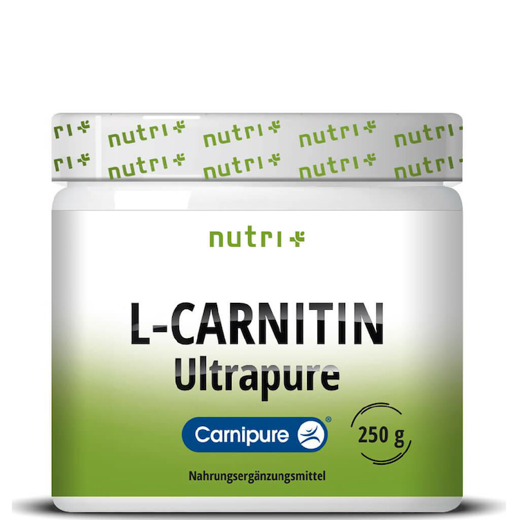 L-Carnitin Ultra Pure Vegan Pulver