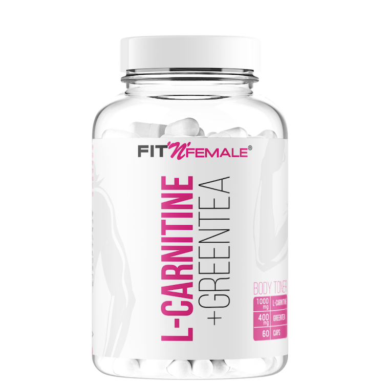 L-Carnitine + Greentea