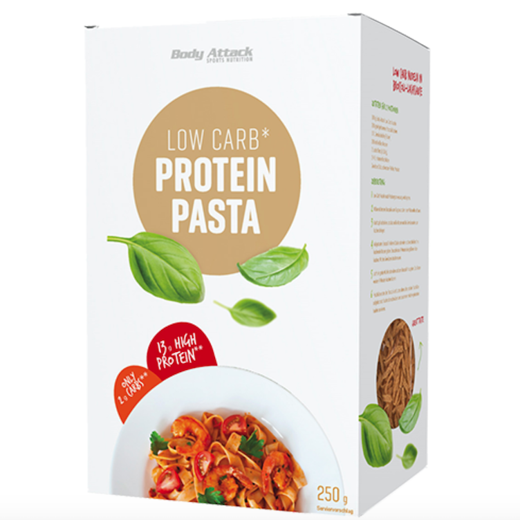 Low Carb Protein Pasta