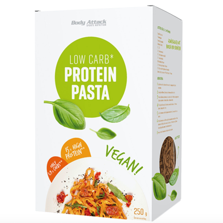 Low Carb Protein Pasta Vegan