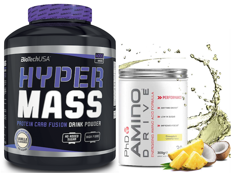 Mass & Amino Power SET