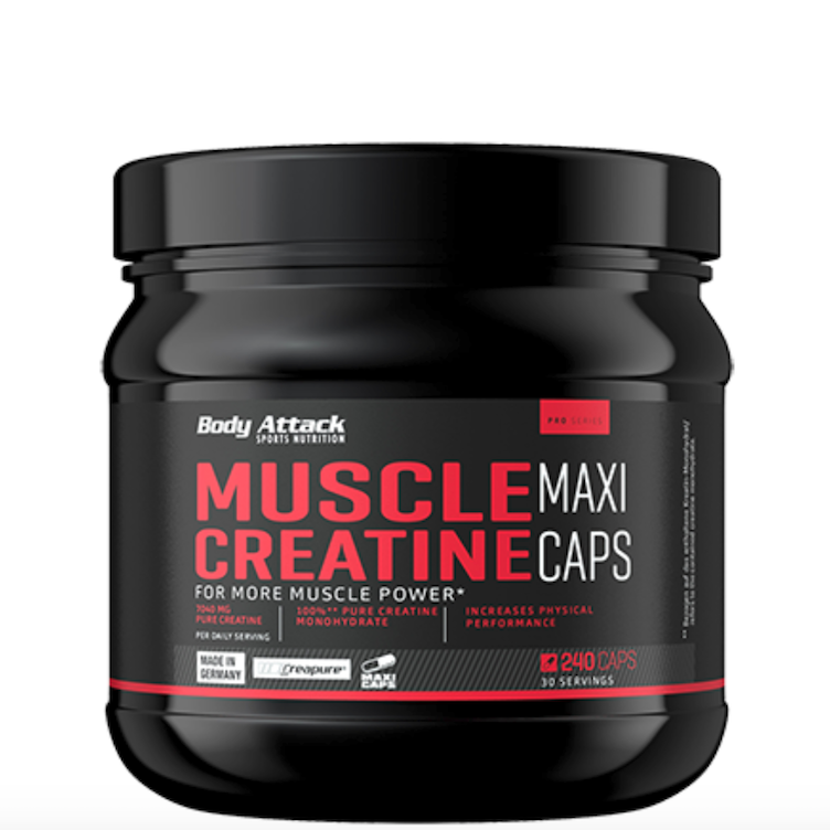 Muscle Creatine Caps