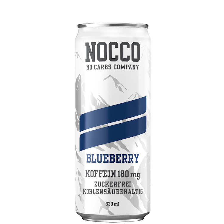 Nocco BCAA Blueberry