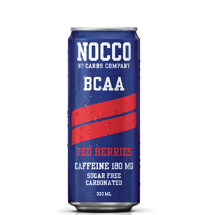 Nocco BCAA Red Berries