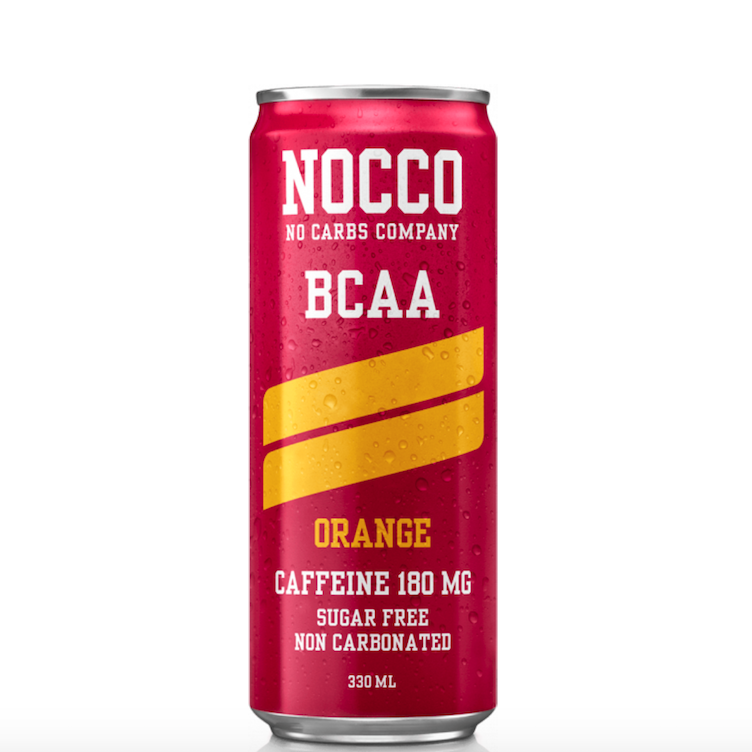 Nocco BCAA Still Orange