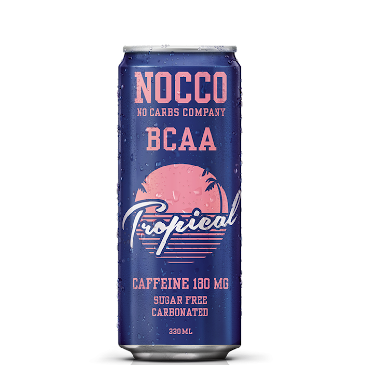 Nocco BCAA Tropical