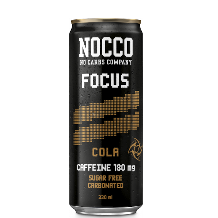 Nocco Focus Energy Cola