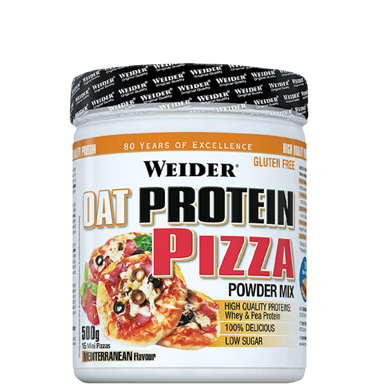 Oat Protein Pizza Powder Mix
