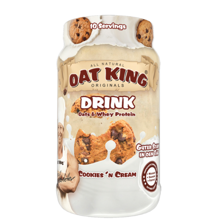 Oats & Whey Protein Drink