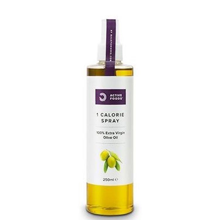 Olive oil cooking spray