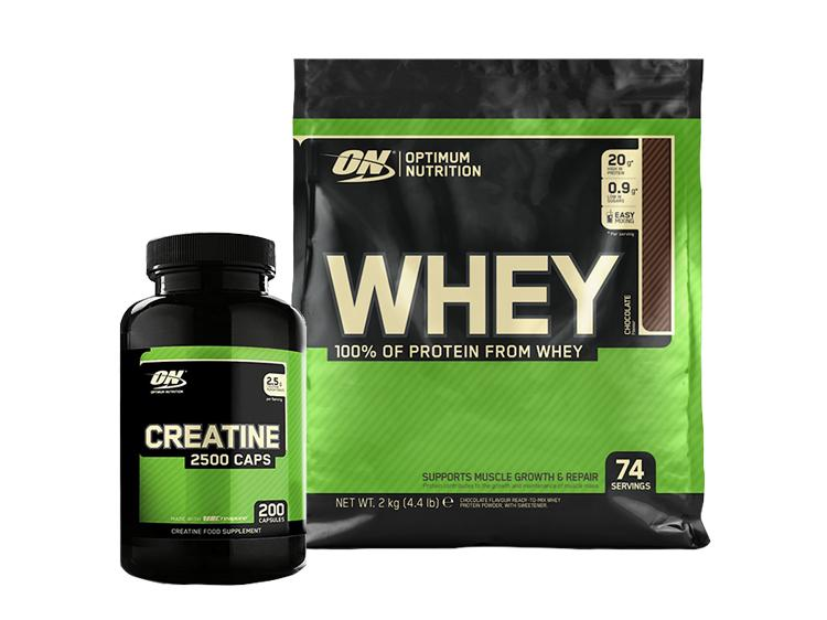 ON Black Whey & Creatine SET