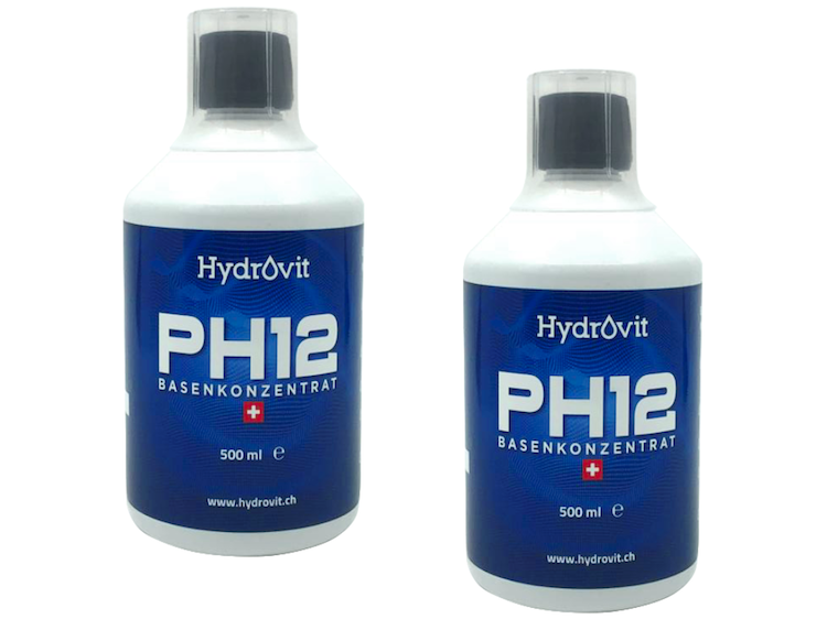 PH12 Concentrate of bases SET