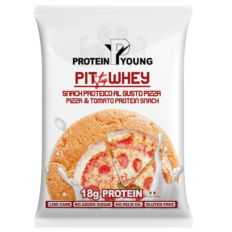 Pizza & Tomate Protein Snack