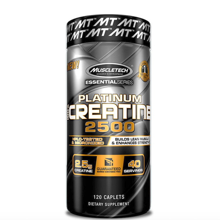 Platinum 100% Creatine 2500