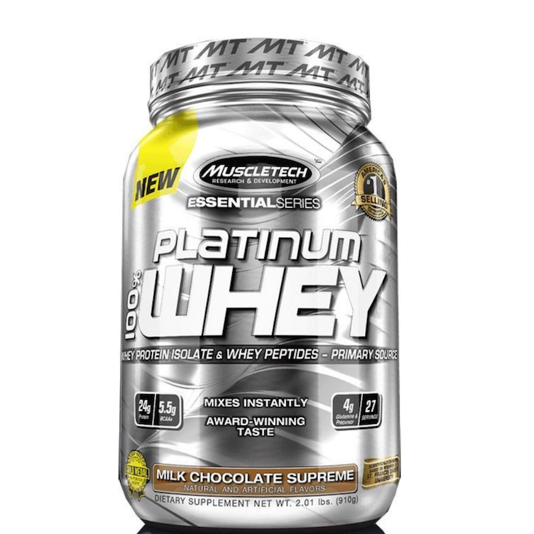 Platinum 100% Pure Whey