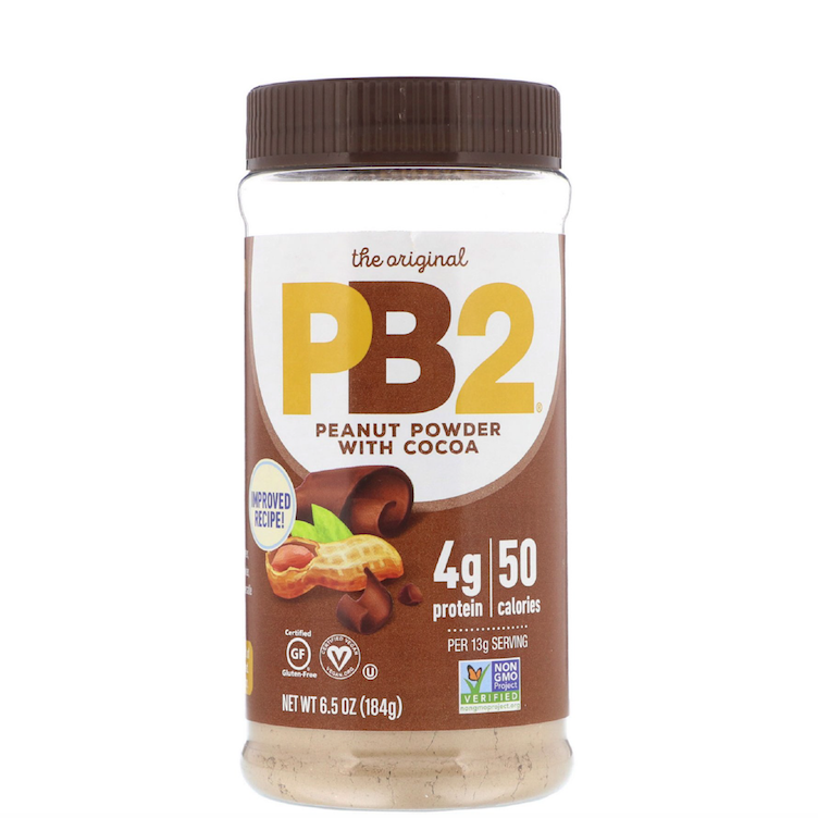 Powdered Peanut Butter Chocolate