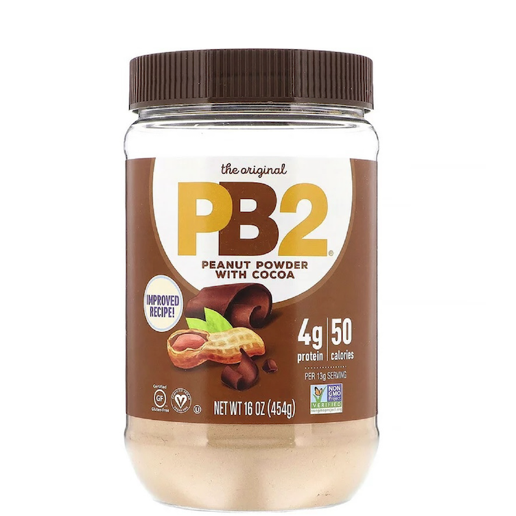Powdered Peanut Butter Schokolade