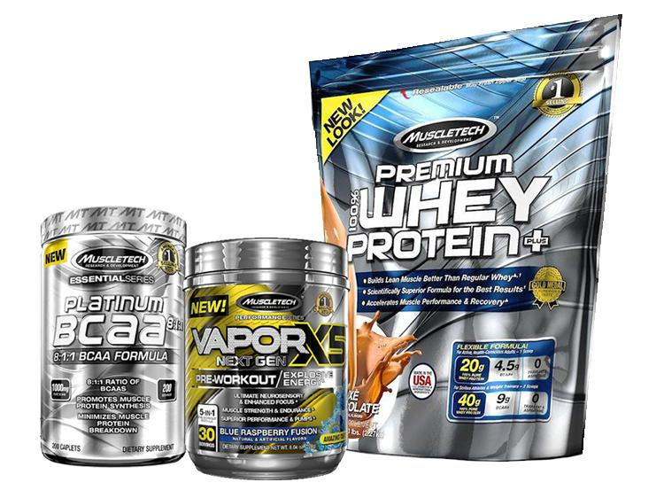 Power Training SET MuscleTech