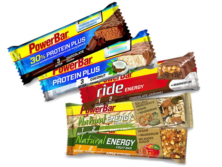 Powerbar Riegel Mix