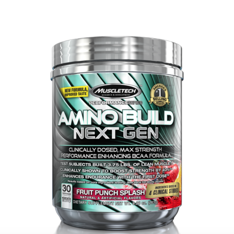PRE WORKOUT - Amino Build Next Gen