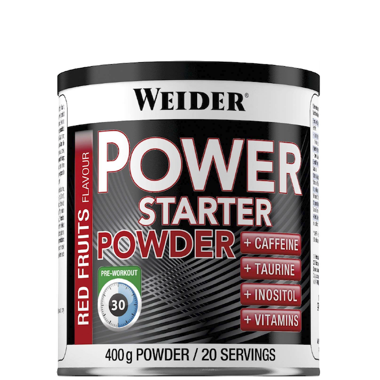 Pre-Workout Power Starter