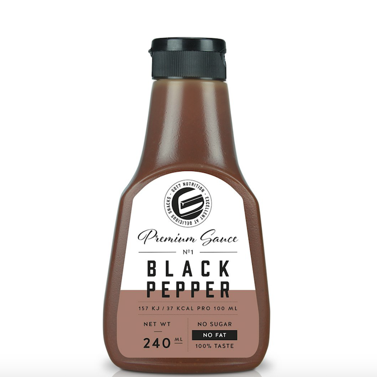 Premium Sauce Black Pepper