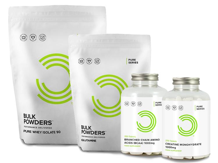 Protein & Amino SET Bulk Powders