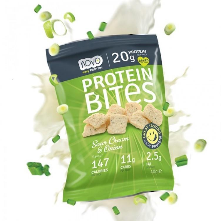 Protein Bites, Sour Cream/Onion