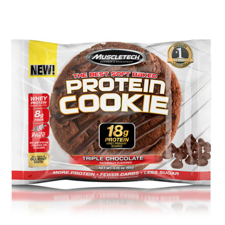 Protein Cookie, Triple Choco