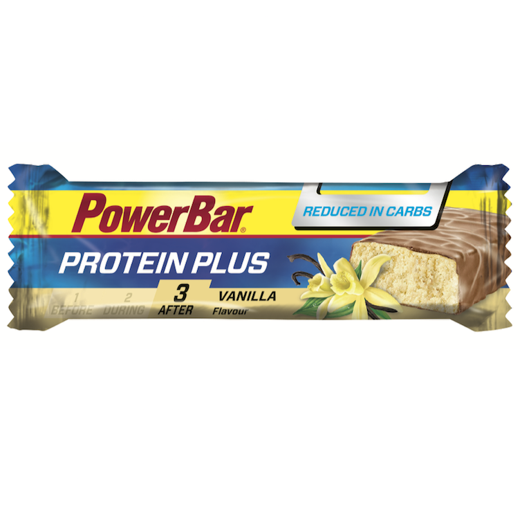 Protein Plus Reduced in Carbs Bar