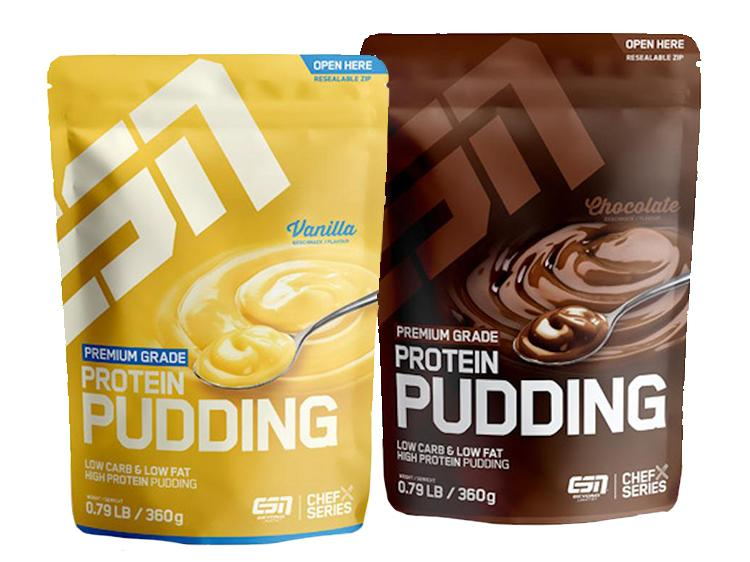 Protein Pudding Dessert SET