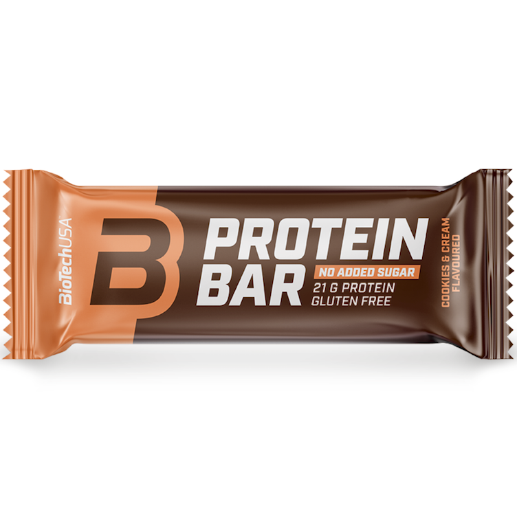 Protein Bar Cookies & Cream