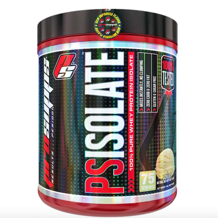 PS Pure Whey Isolate