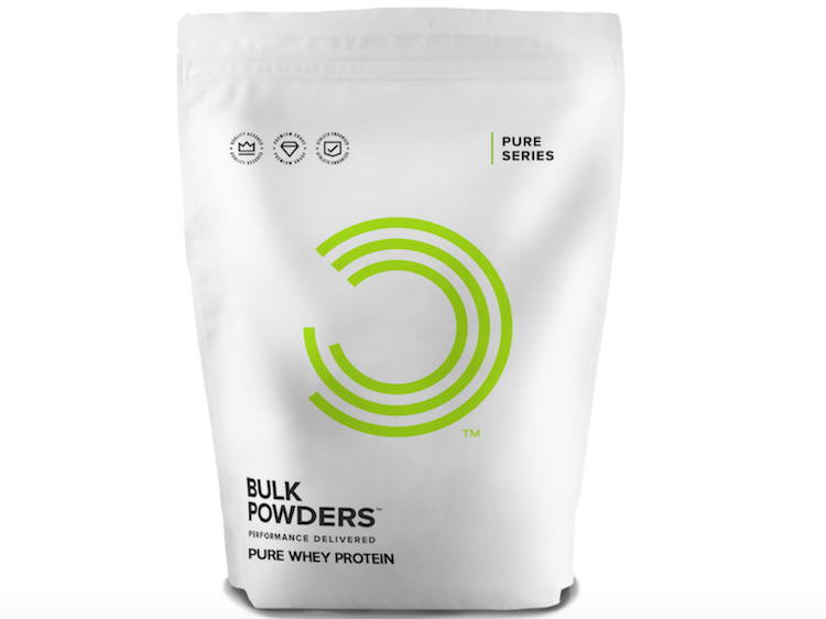 Pure Whey ProteinReisepackung