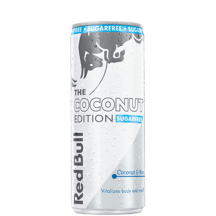 Red Bull Energy Drink Coconut & Berry