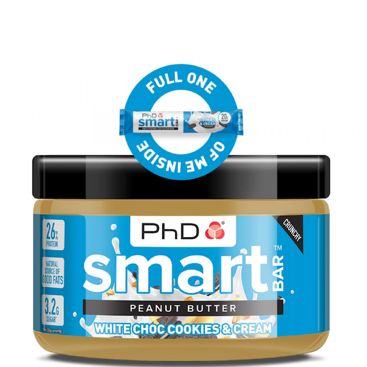 Smart Bar Nut Butter