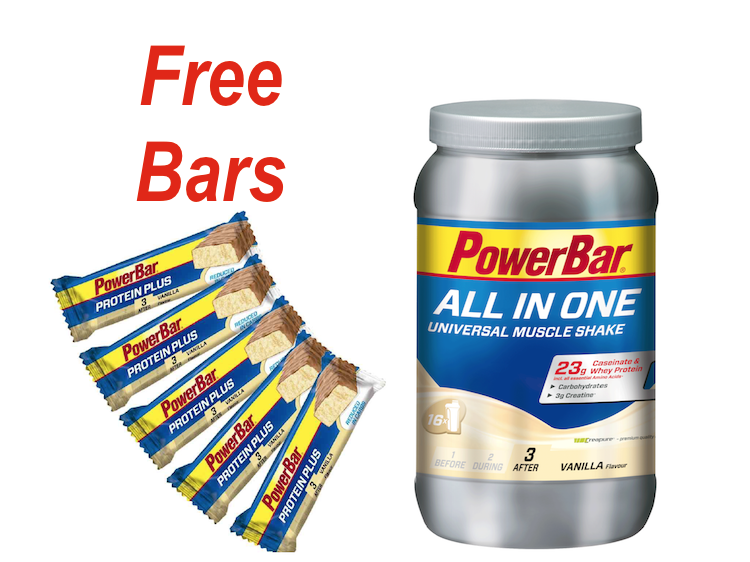 Saving Bundle Powerbar