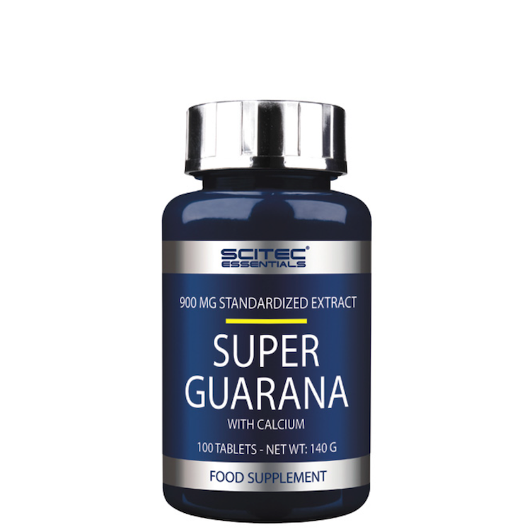Super Guarana & Calcium