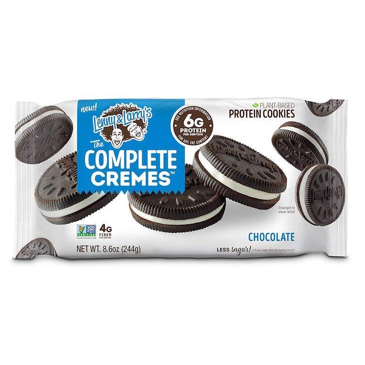 The Complete Cremes Chocolate