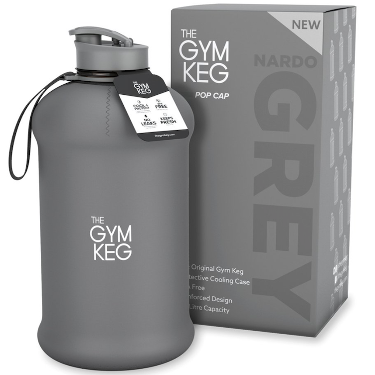 The Gym Keg Trinkflasche