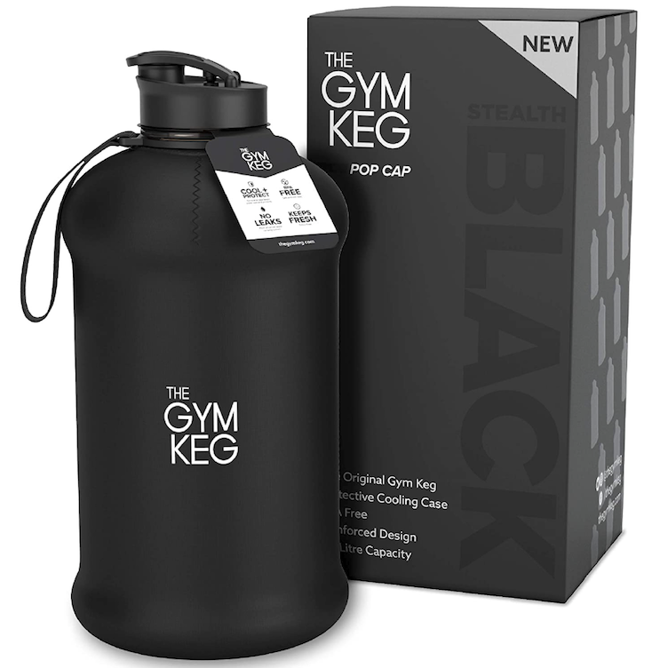 The Gym Keg Water Bottle