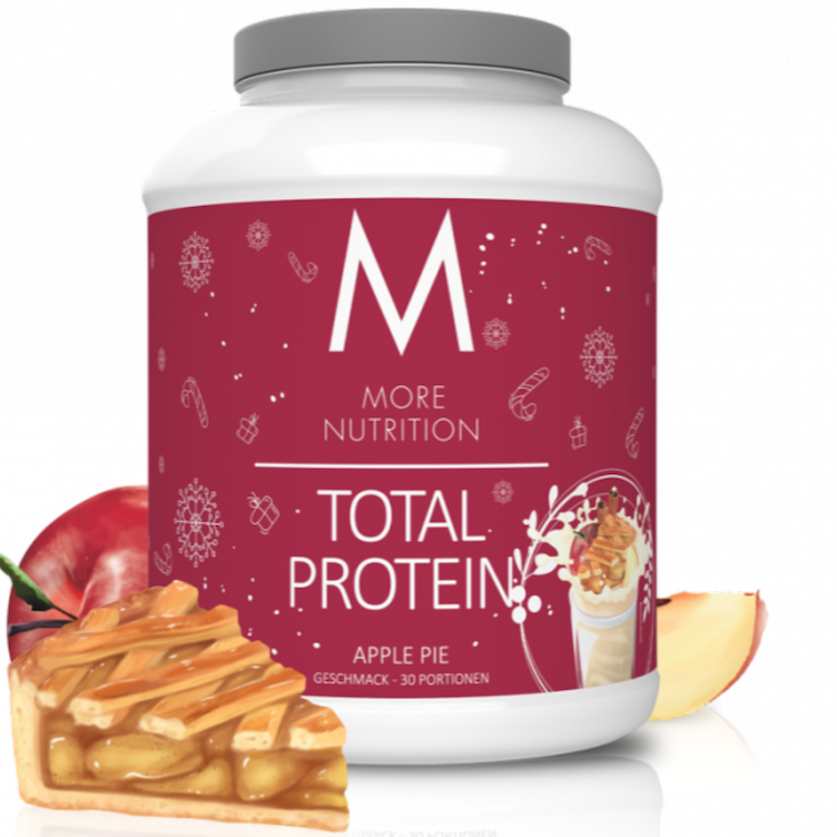 Total Protein, Apple Pie