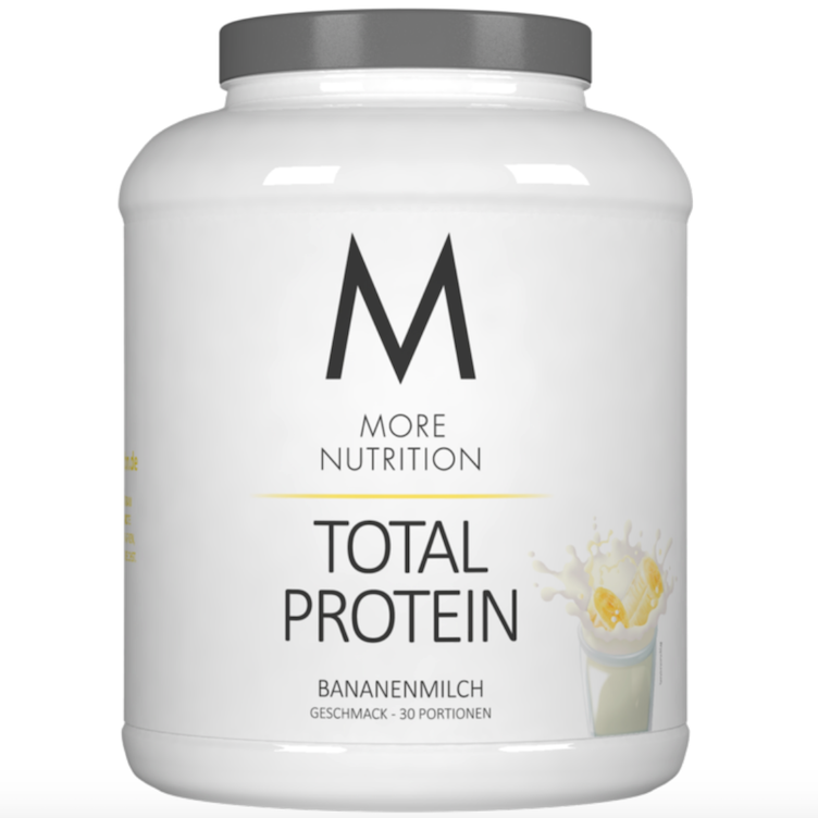 Total Protein, Banana Milk