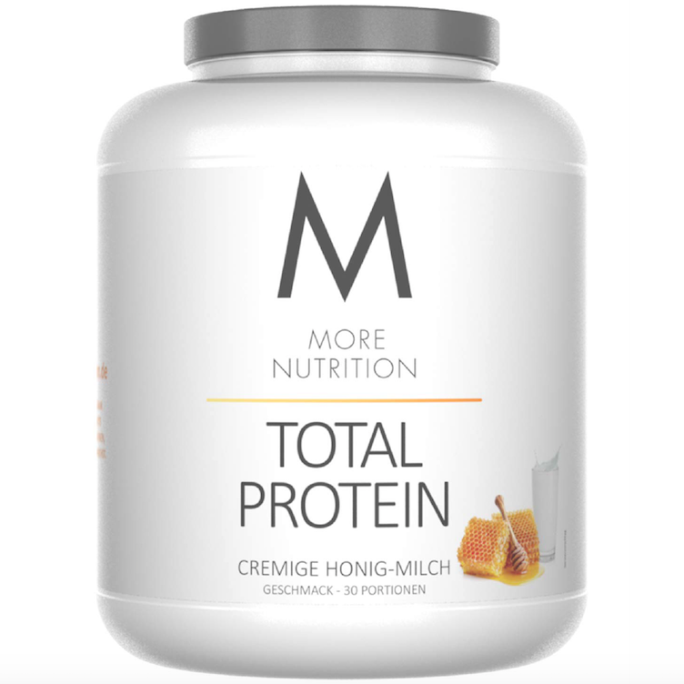 Total Protein, Creamy Honey Milk