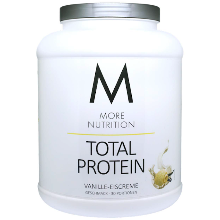 Total Protein, Vanilla Ice Cream