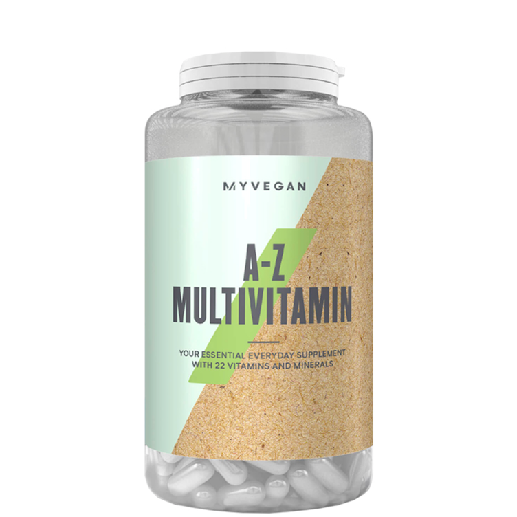 Vegan A-Z Multivitamin